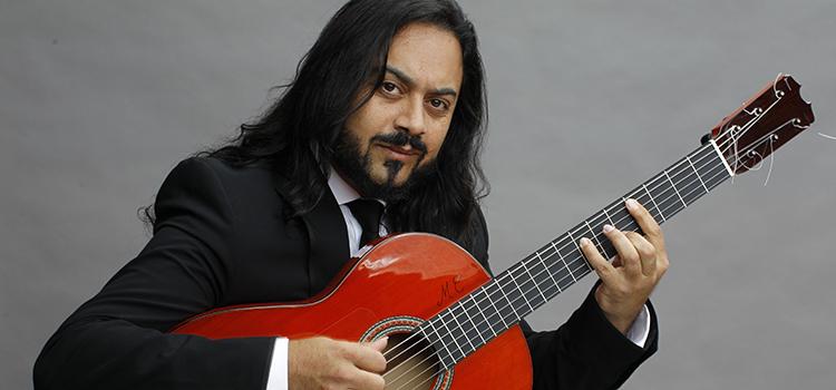 La visita de Antón Jimenez a Tertulia Flamenca